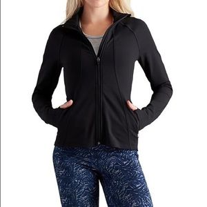 Athleta Hooded Zip Up Hope Jacket